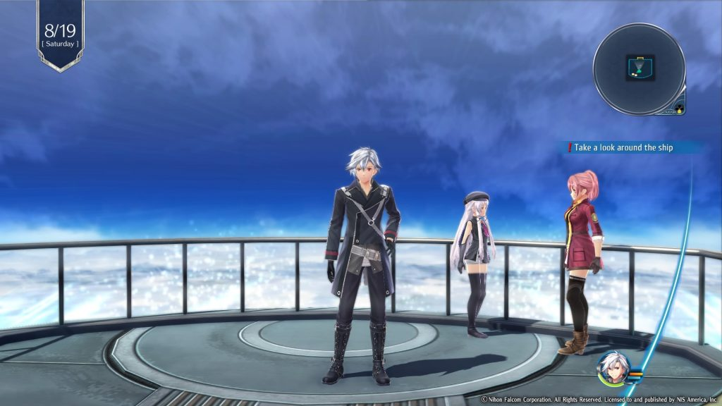 The Legend of Heroes: Trails of Cold Steel IV 3