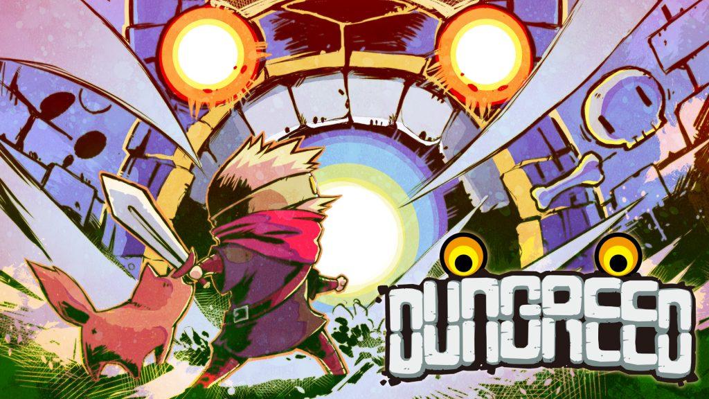 Dungreed logo art