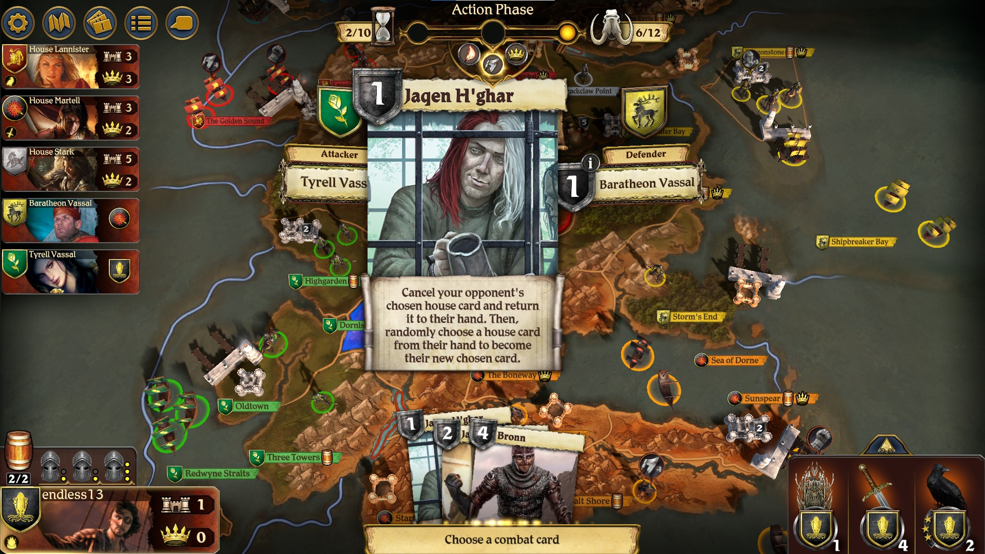 A Game Of Thrones The Board Game De Review Pc Hey Poor Player