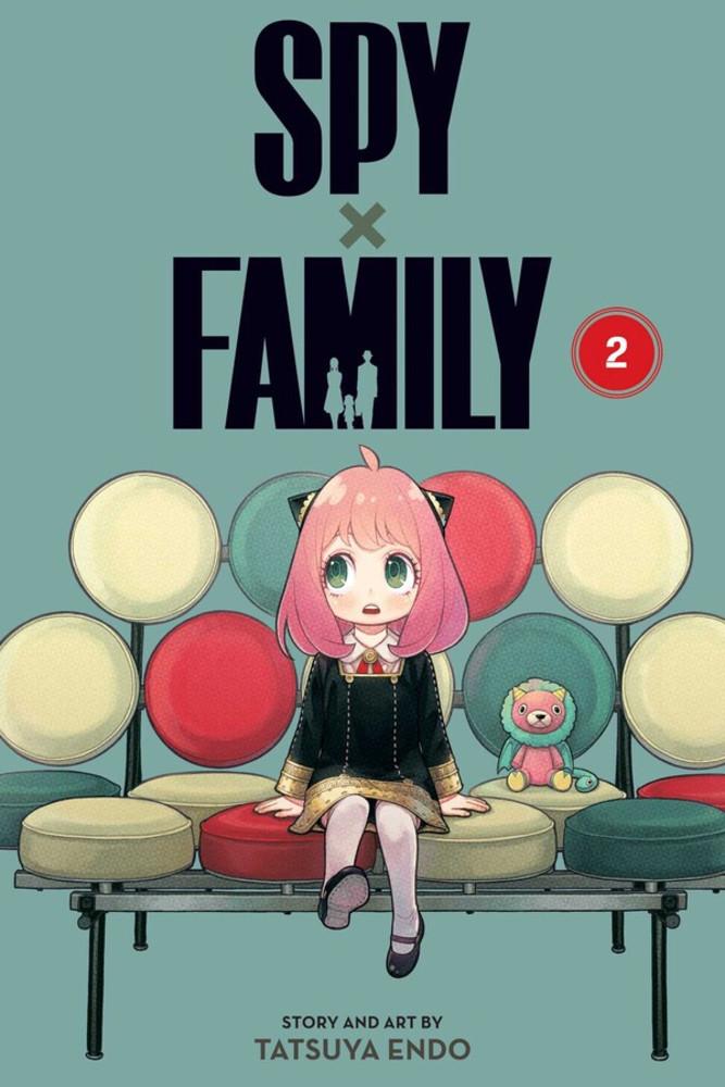spy x family volume 2 review