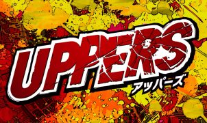 Uppers - Title screen