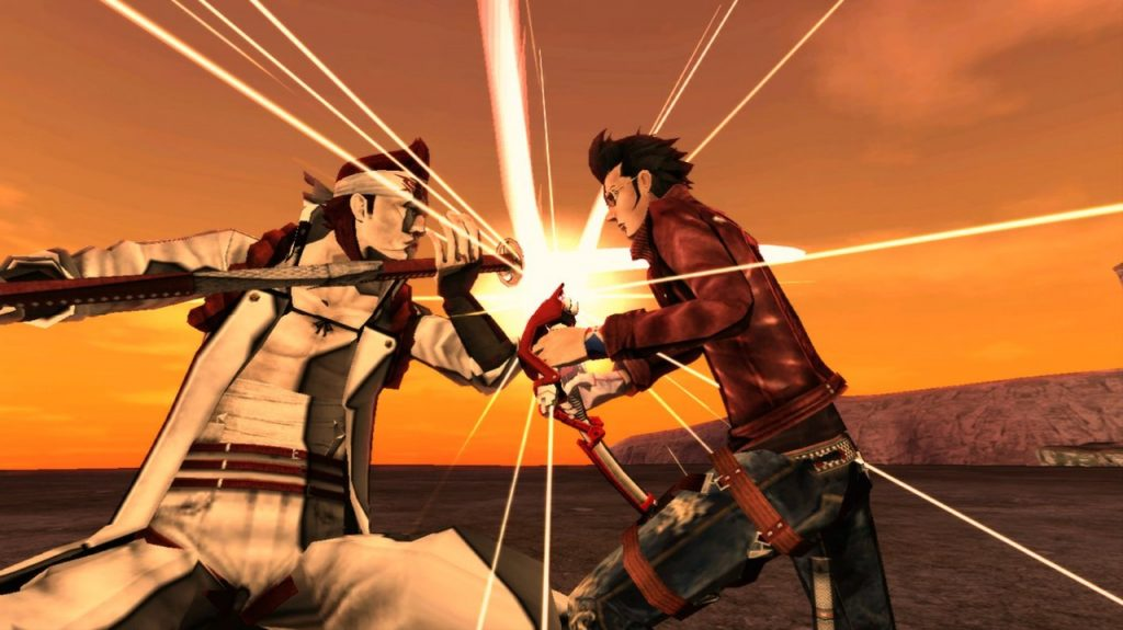 No More Heroes 2 Switch
