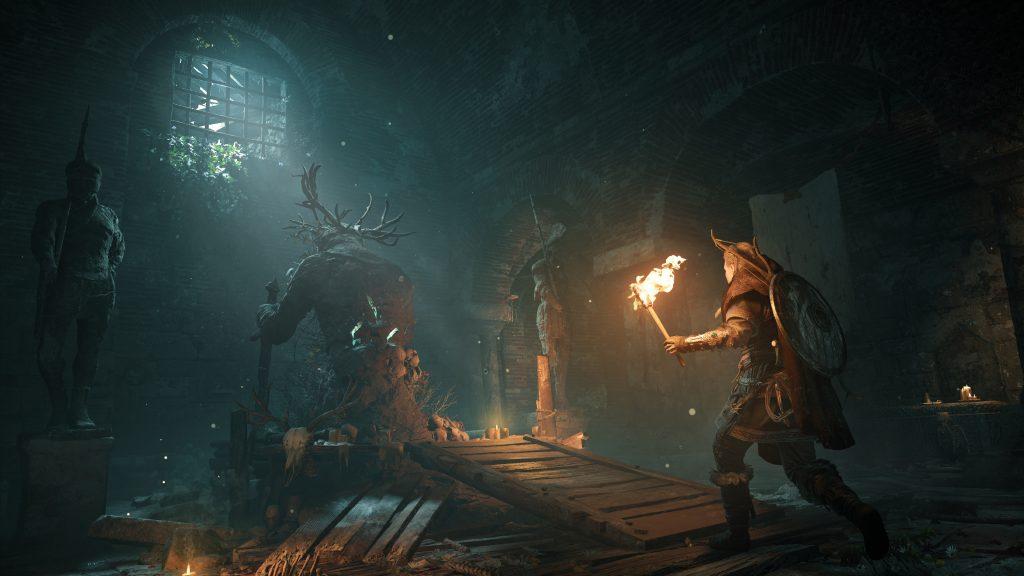 Assassin's Creed Valhalla Crypt