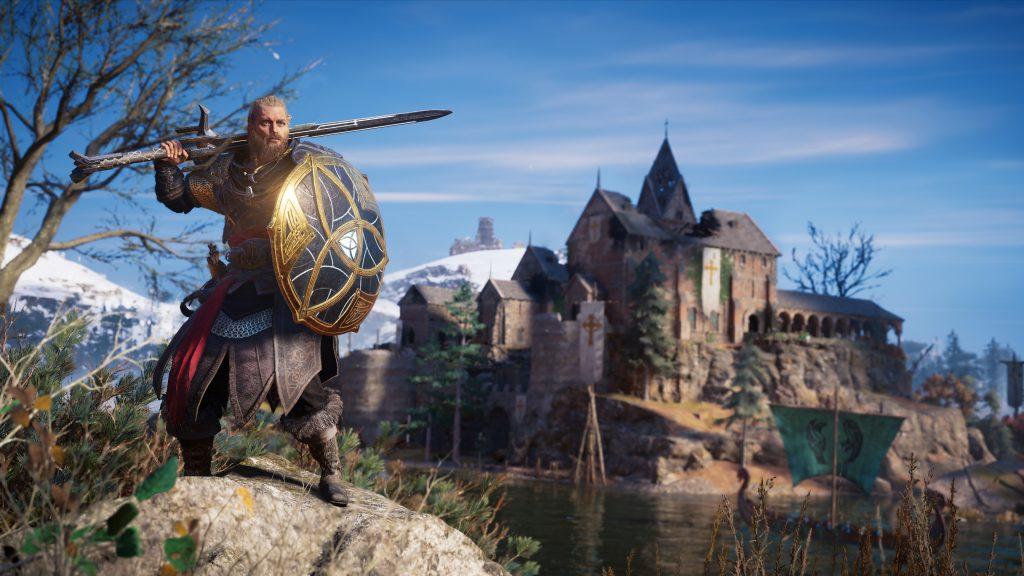 Assassin's Creed Valhalla Castle