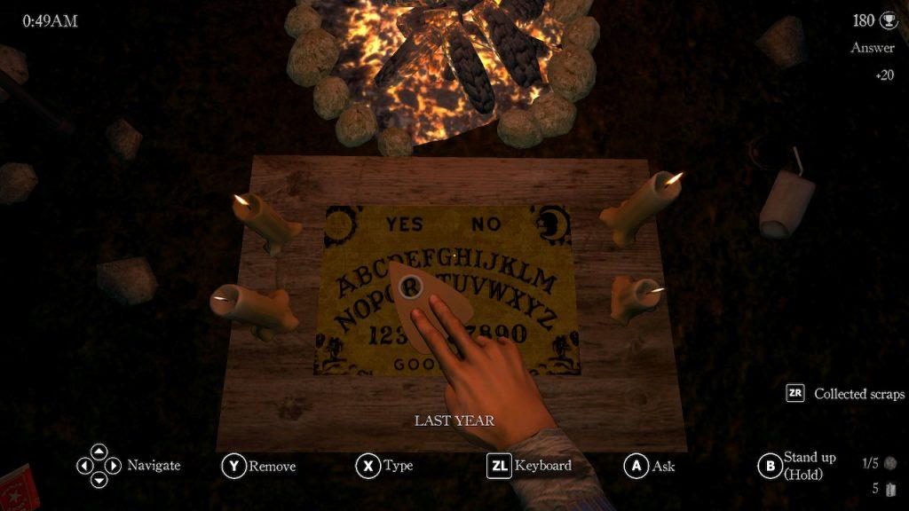 Apparition Ouija Board