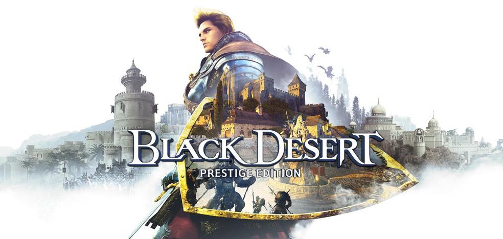 Black Desert: Prestige Edition Banner