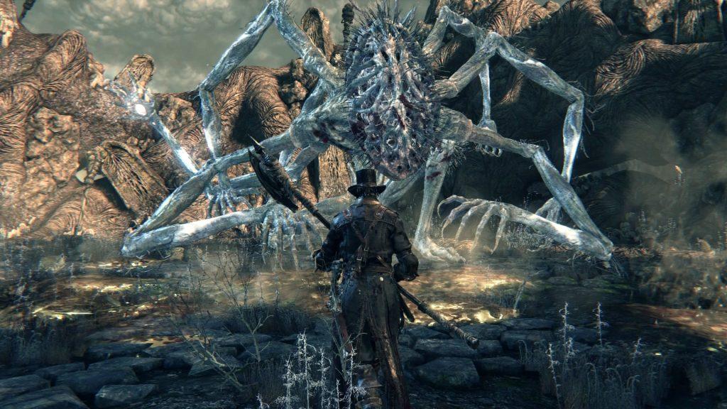 Horror Games | Bloodborne
