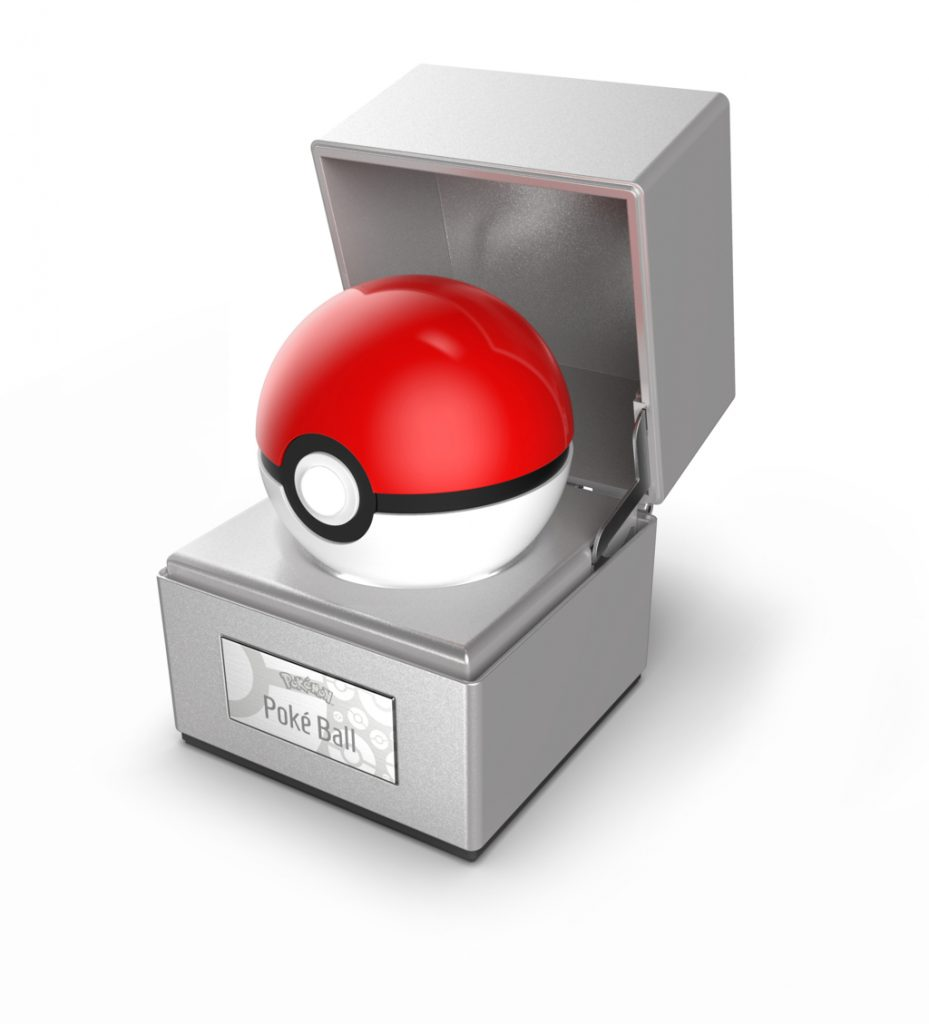Die-Cast Poké Ball | Box