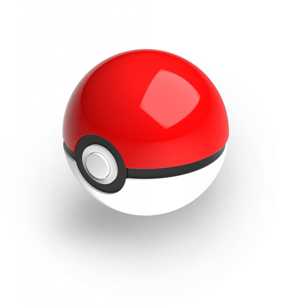 Die-Cast Poké Ball | Large