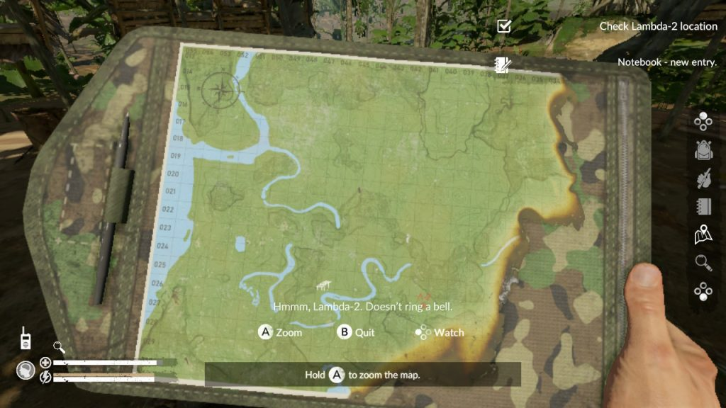 Green Hell   Map