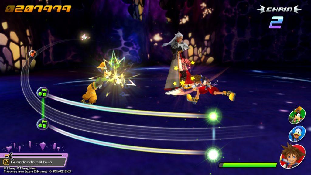 Kingdom Hearts MoM | Boss Battle
