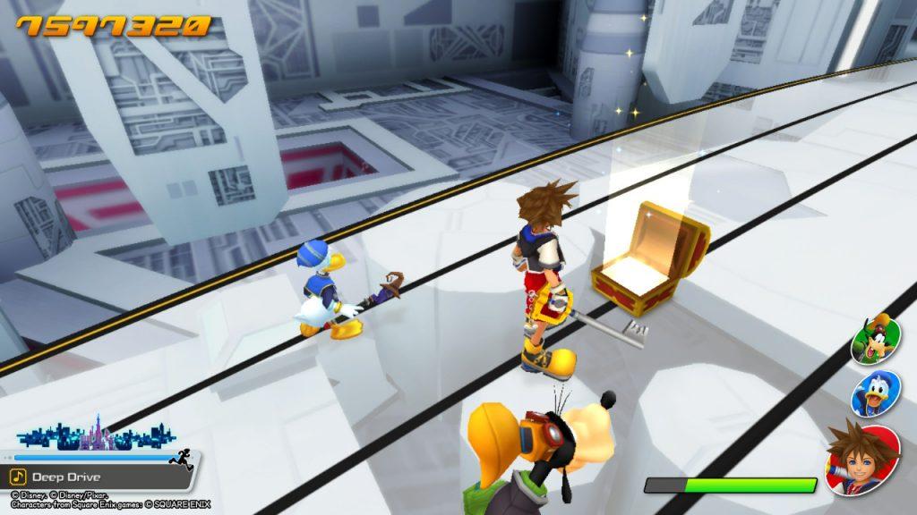 Kingdom Hearts MoM | Chest