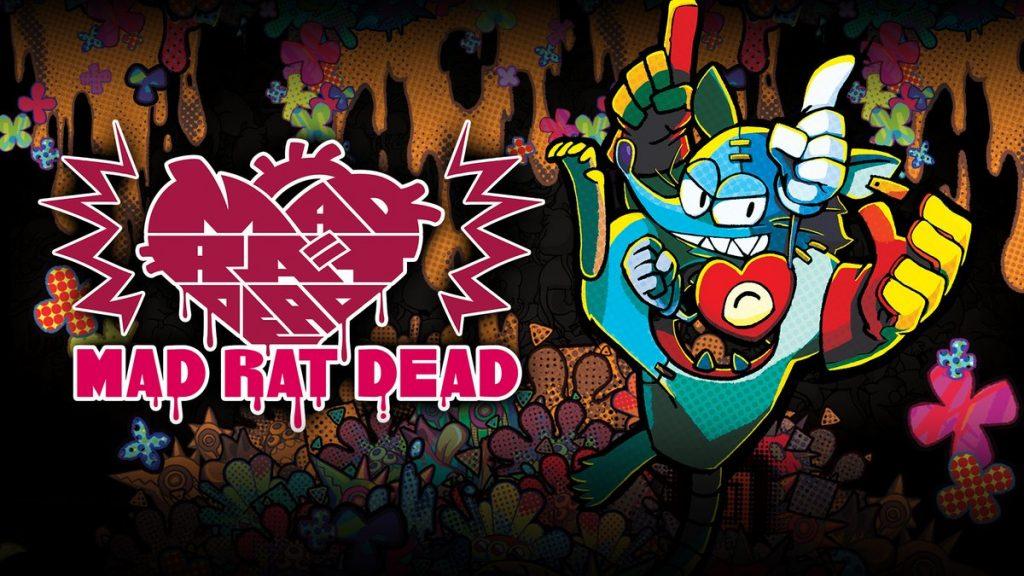 Mad Rat Dead Banner
