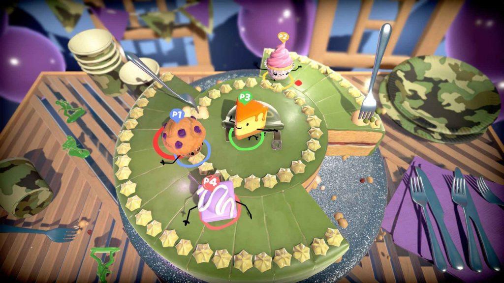 Nintendo Download | Cake Bash