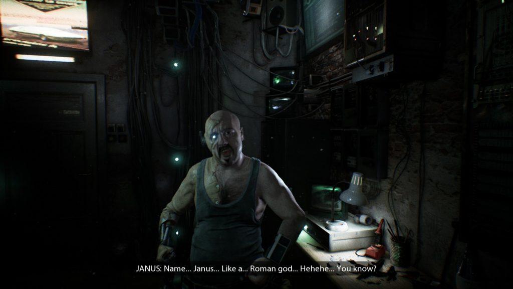 Observer: System Redux Janus