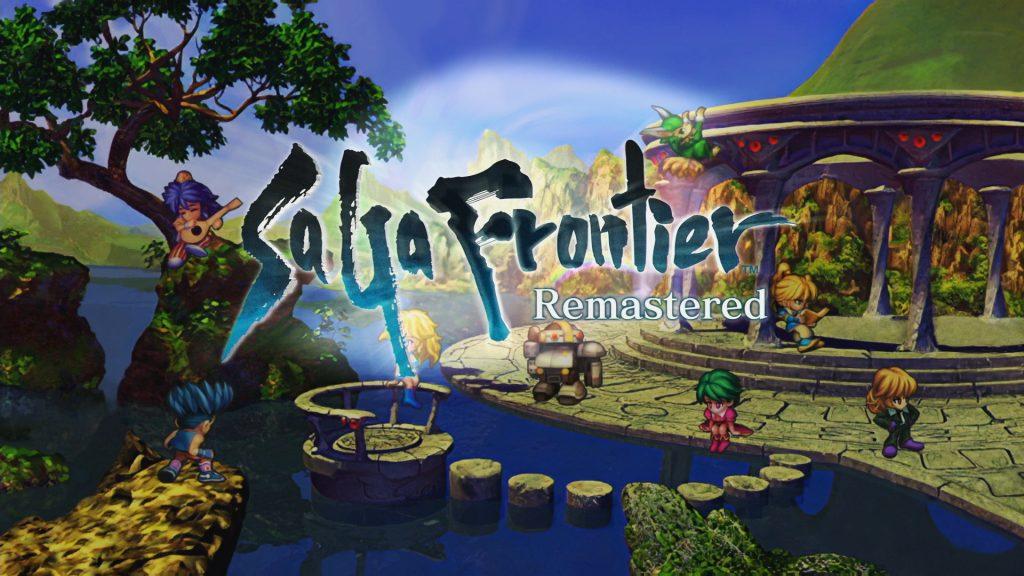 SaGa Frontier Remastered Pre-Orders Open, New Trailer Released