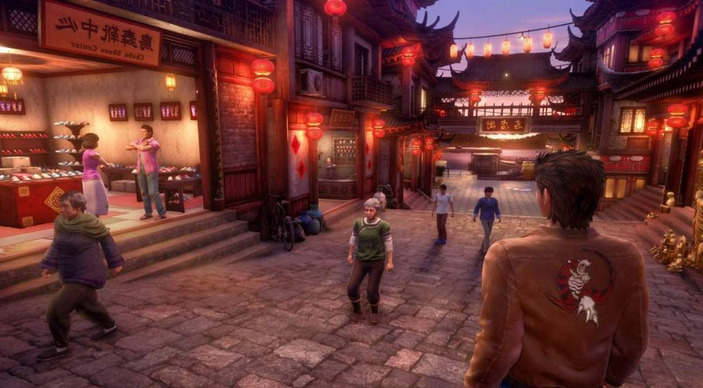 Shenmue III | City