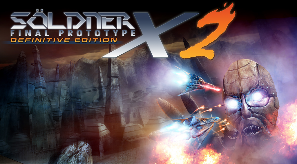 Söldner-X 2: Final Prototype Definitive Edition | Logo