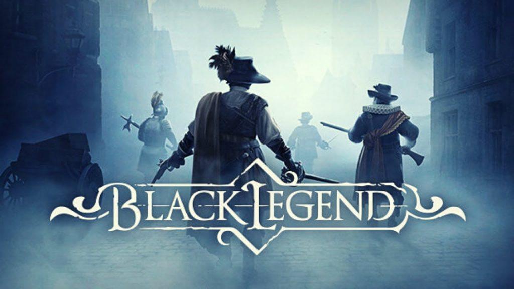 Black Legend Banner