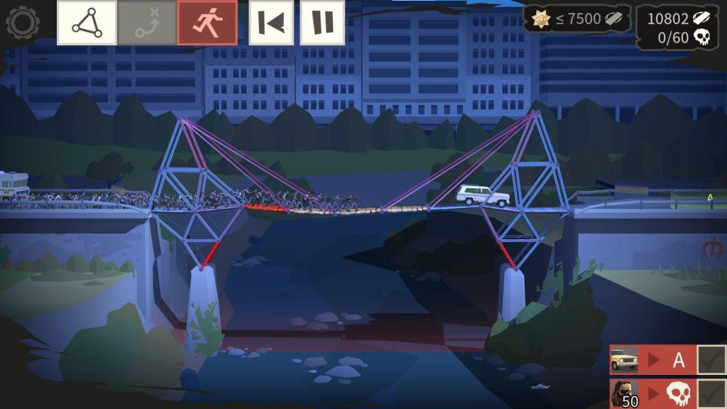 Bridge Constructor: The Walking Dead   Horde