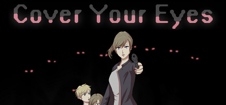 Cover Your Eyes | Logo