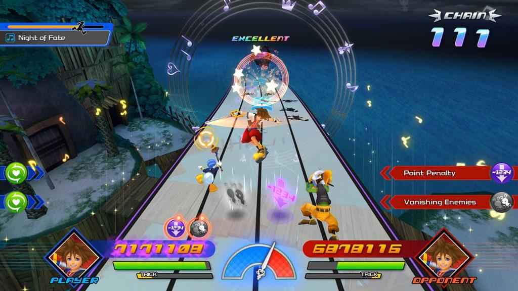 Top 20   Kingdom Hearts: Melody of Memory