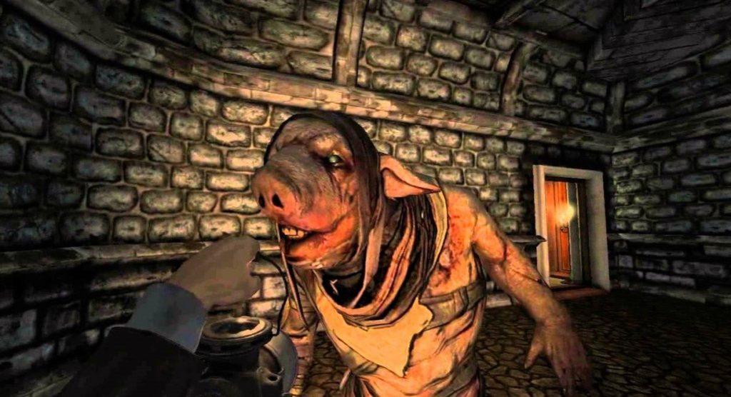 Horror Game Worlds