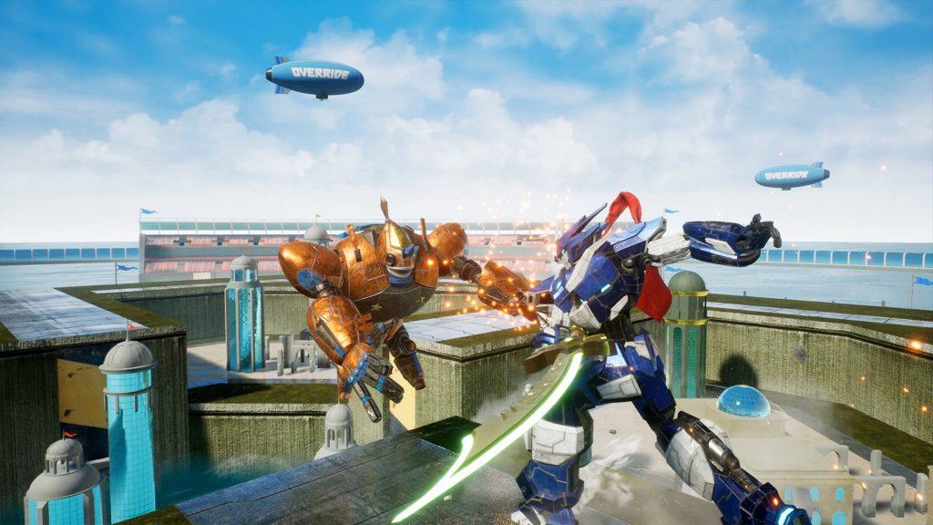 Override 2: Super Mech League Preview PS5