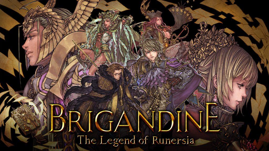 Brigandine: The Legend of Runersia Banner
