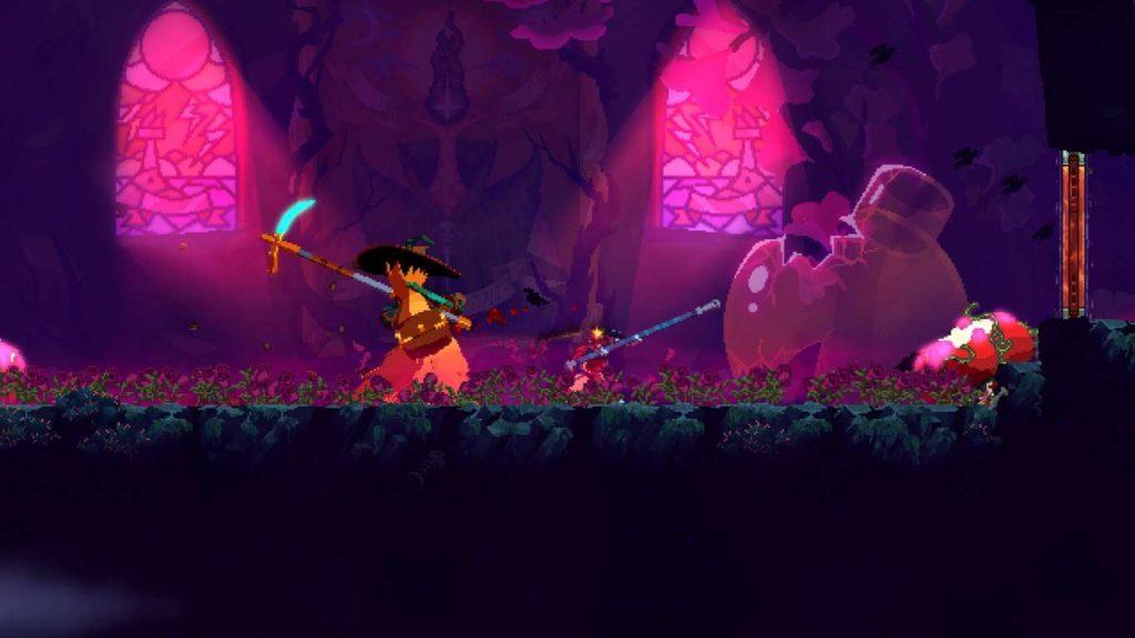 Dead Cells Fatal Falls   Reaper