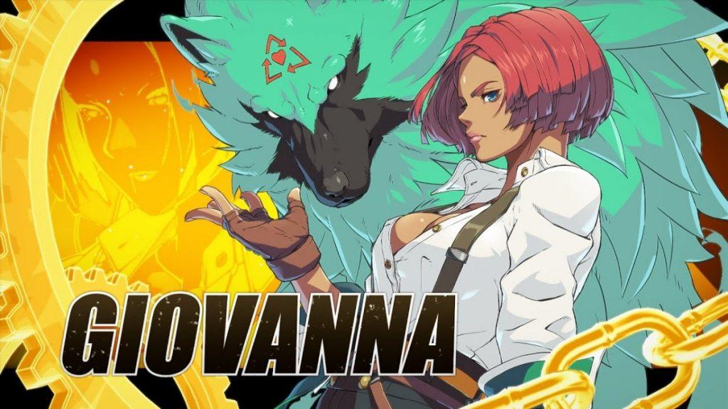 Guilty Gear Strive   Giovanna
