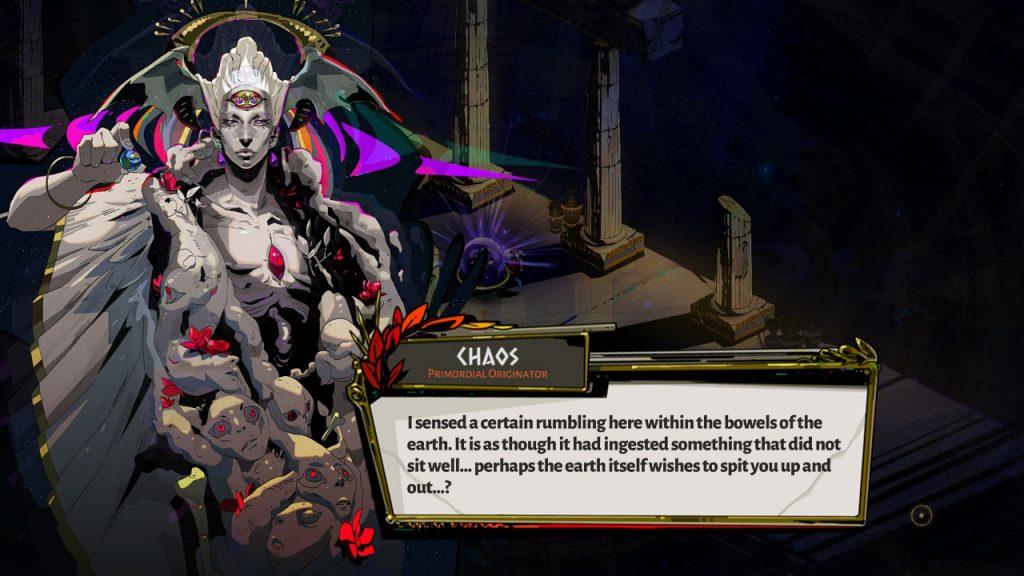Hades Chaos Banter