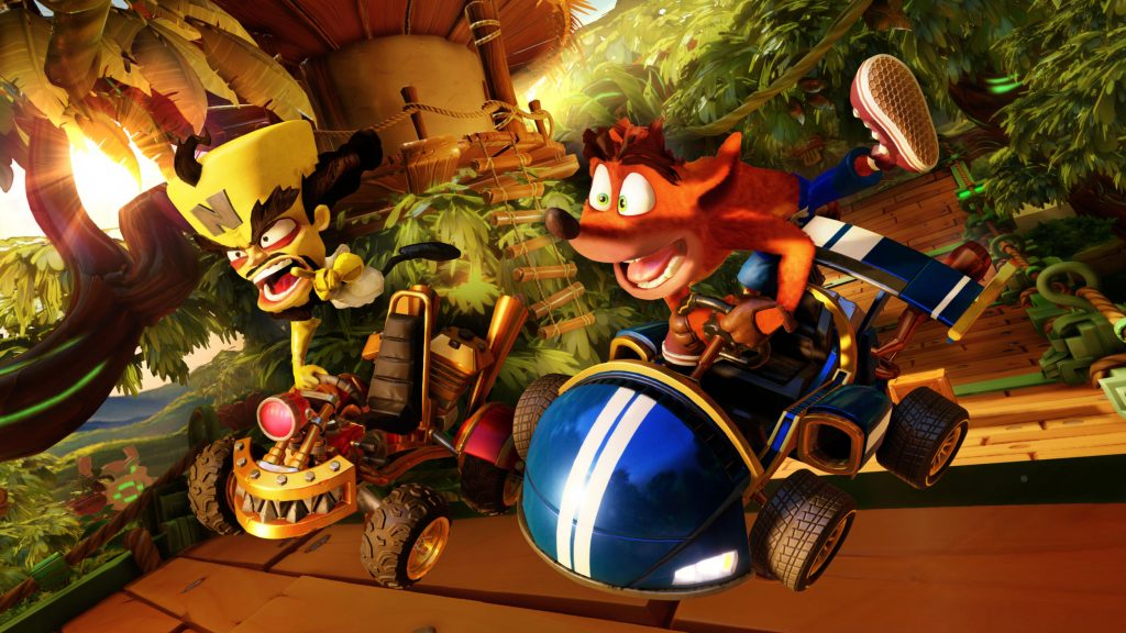 Nintendo Download | Crash Team Racing
