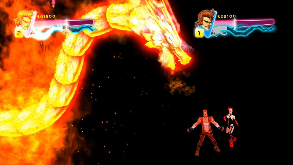 Nintendo Download | Double Dragon Neon
