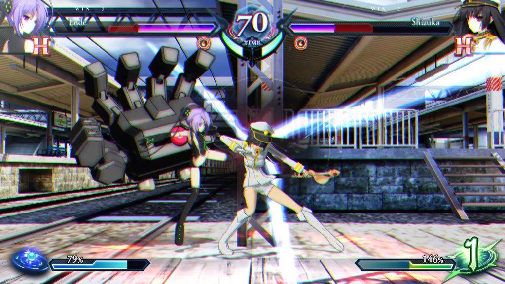Phantom Breaker: Omnia | Combat 2