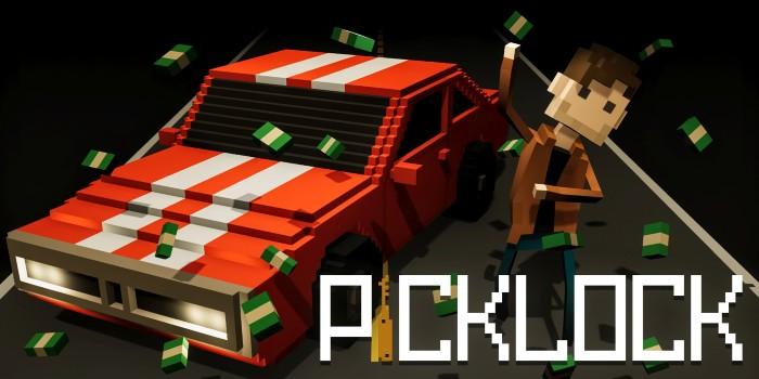 Picklock Makes It Rain
