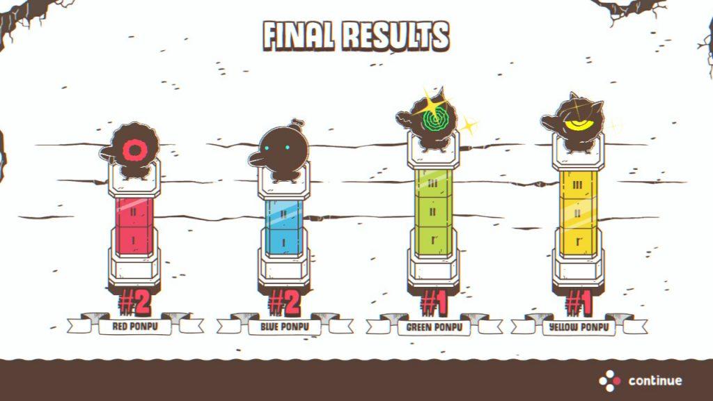 Ponpu | Results