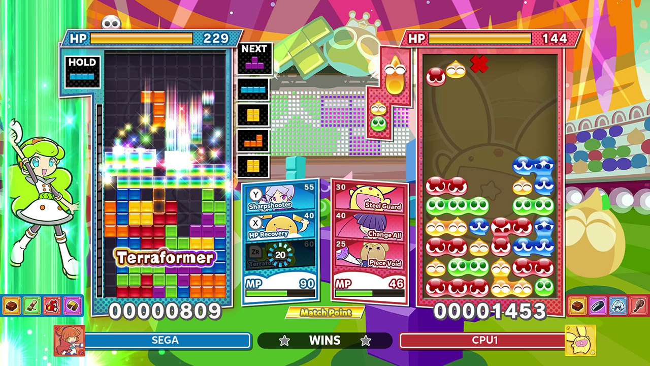 puyo puyo tetris 2 review