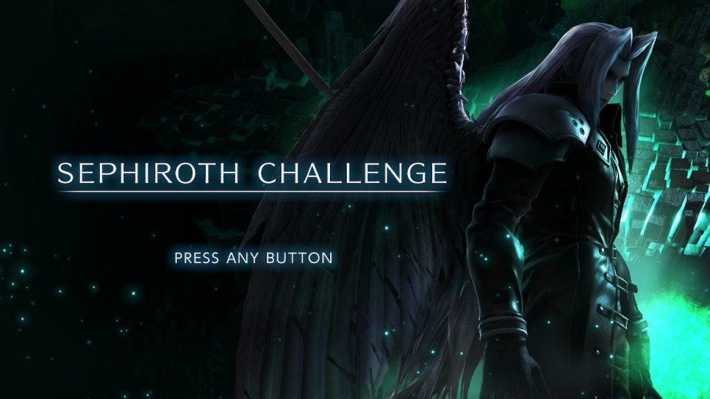 Sephiroth | Challenge
