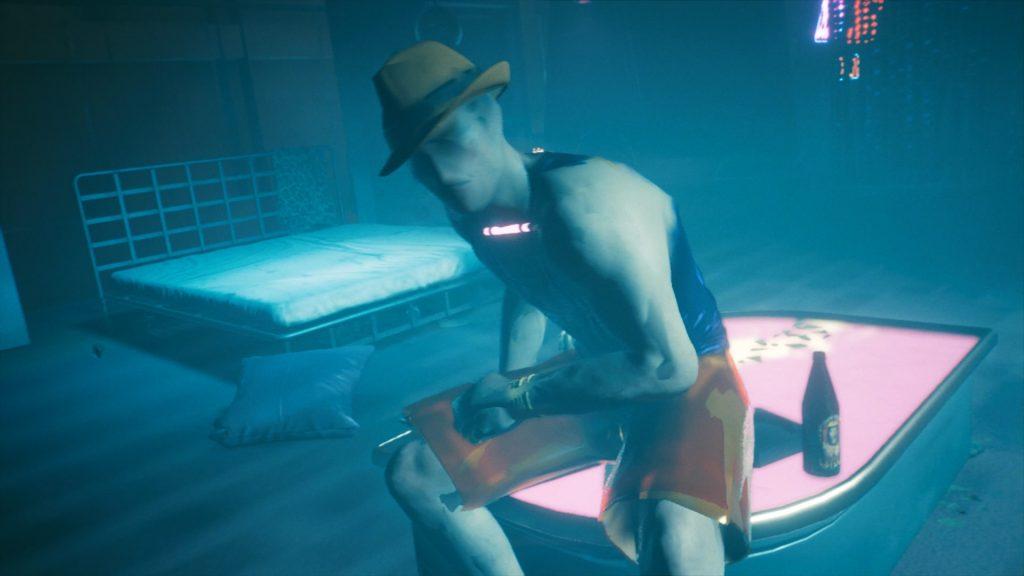cyberpunk 2077 Review PS4