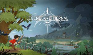 Legends of Ethernal Logo