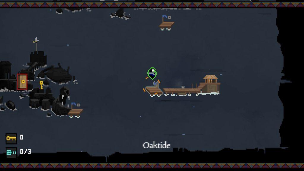 Olija   Early Map