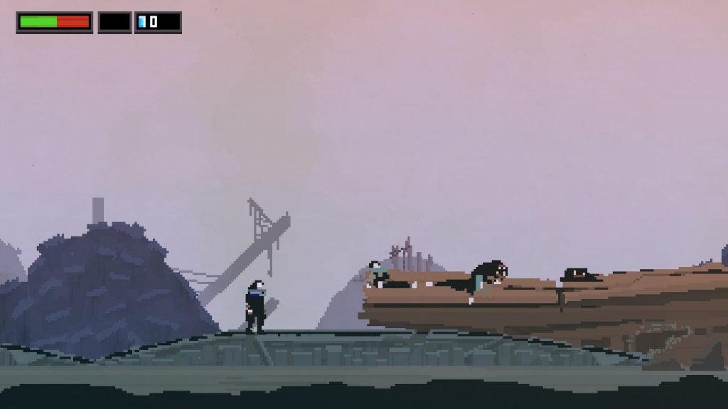 Olija   Shipwrecked