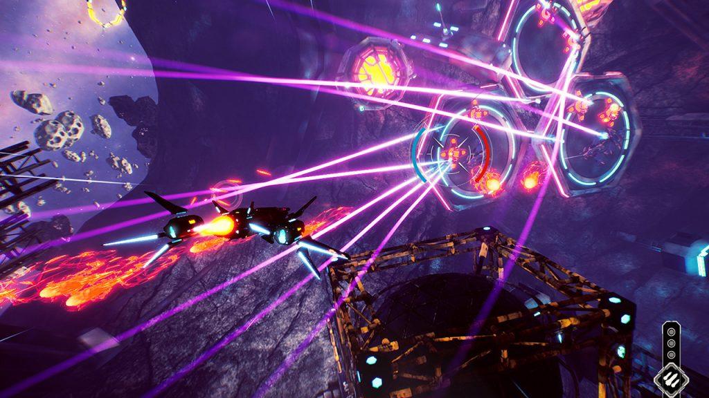 Nintendo Download   Redout: Space Assault