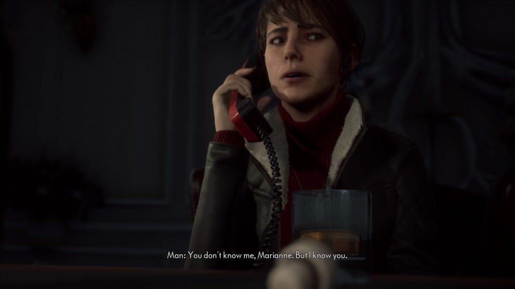 The Medium Phone Call