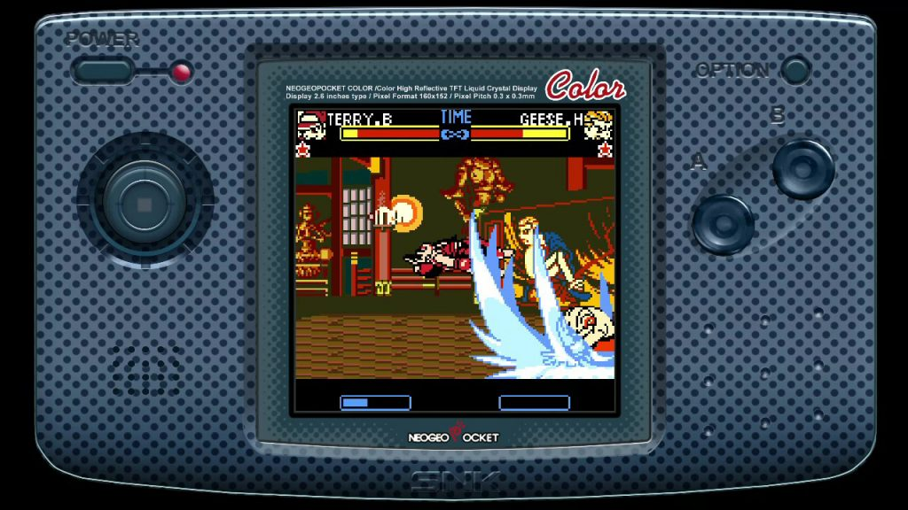 Fatal Fury: First Contact Switch Review