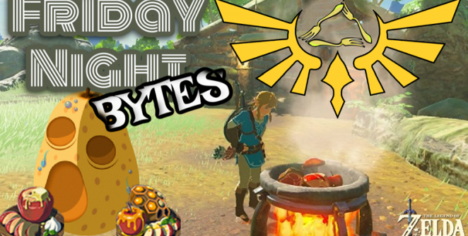 Zelda botw cooking