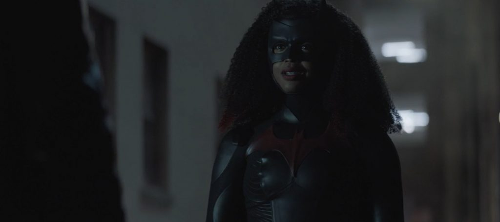 Batwoman   Determined Ryan