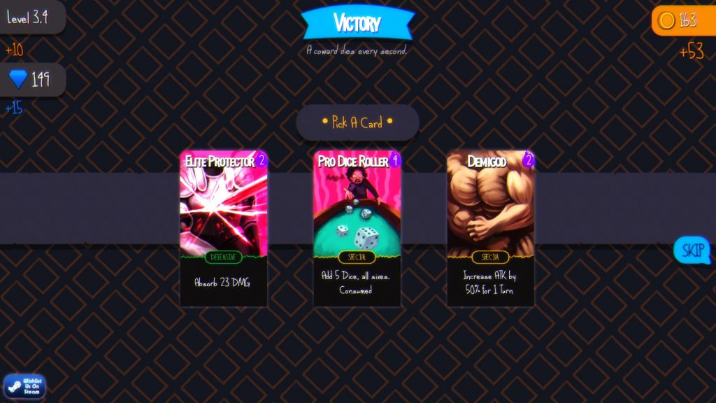 Doors of Insanity | Card Choice