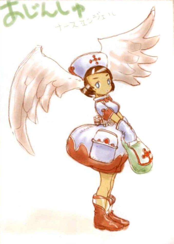 FFX Fairy